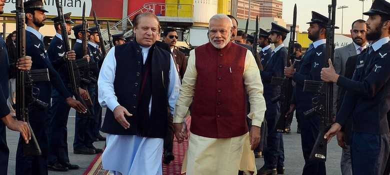 Geopolitical tensions between India and Pakistan