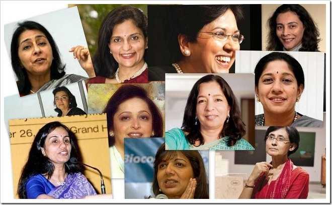 Indian Women in Business