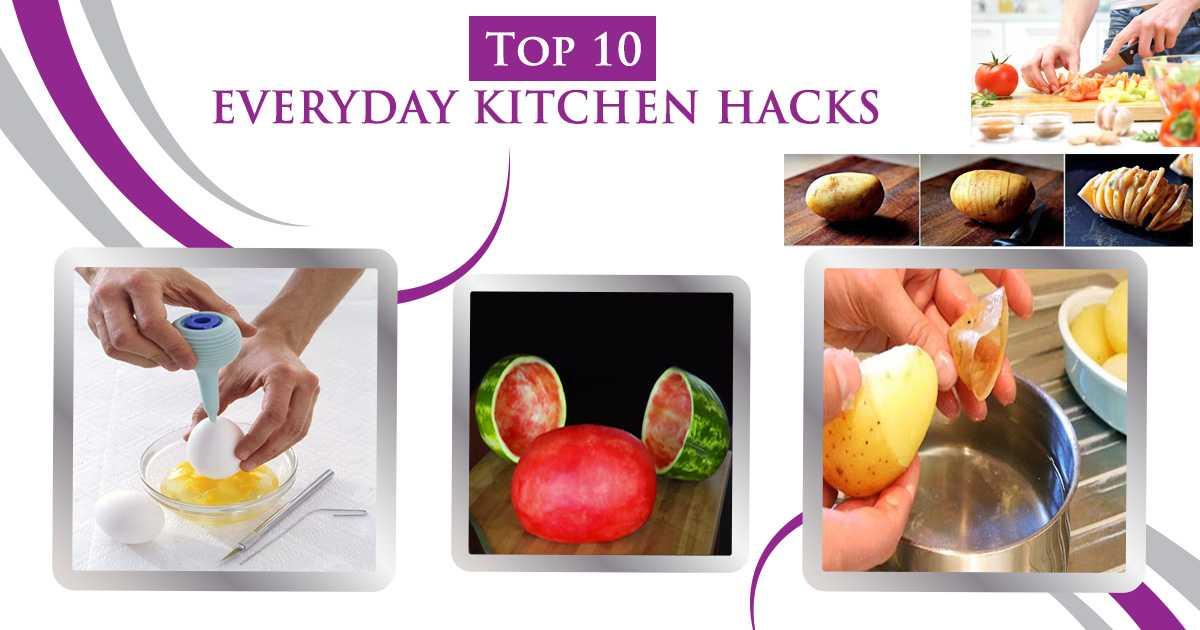 TOP 10 EVERYDAY KITCHEN