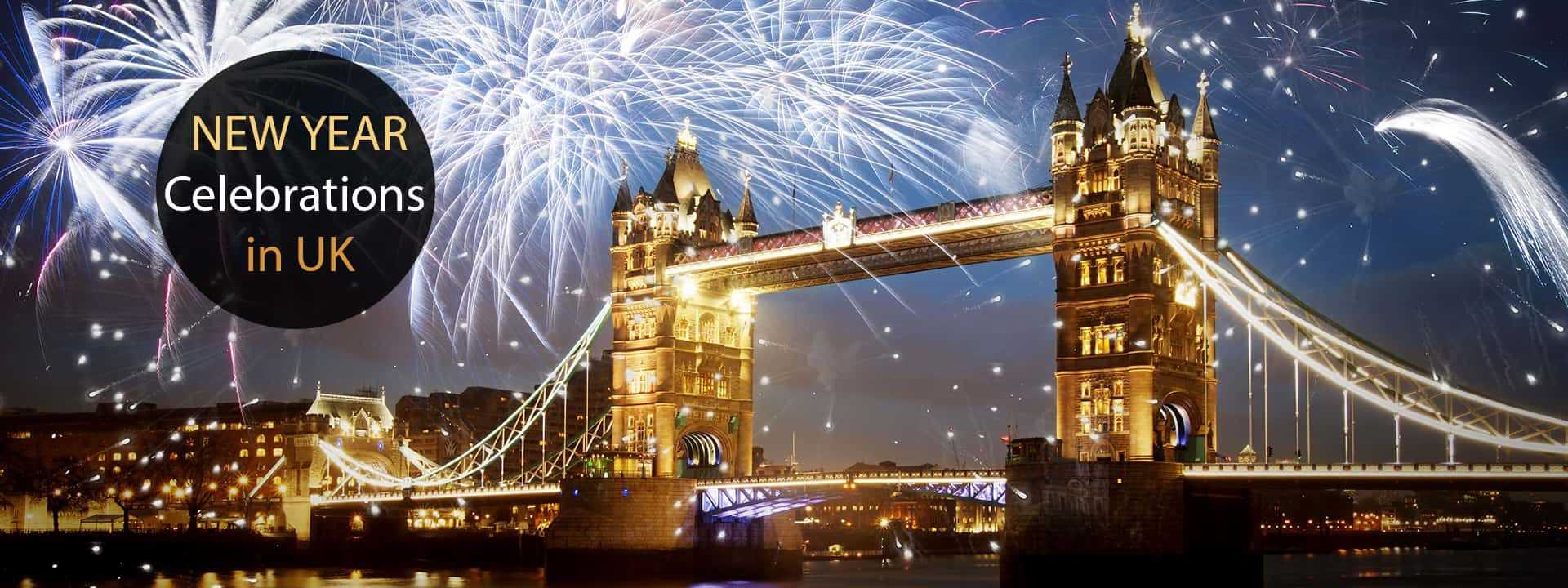 New Year Celebrations in United Kingdom