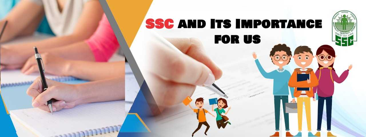 SSC Job scope