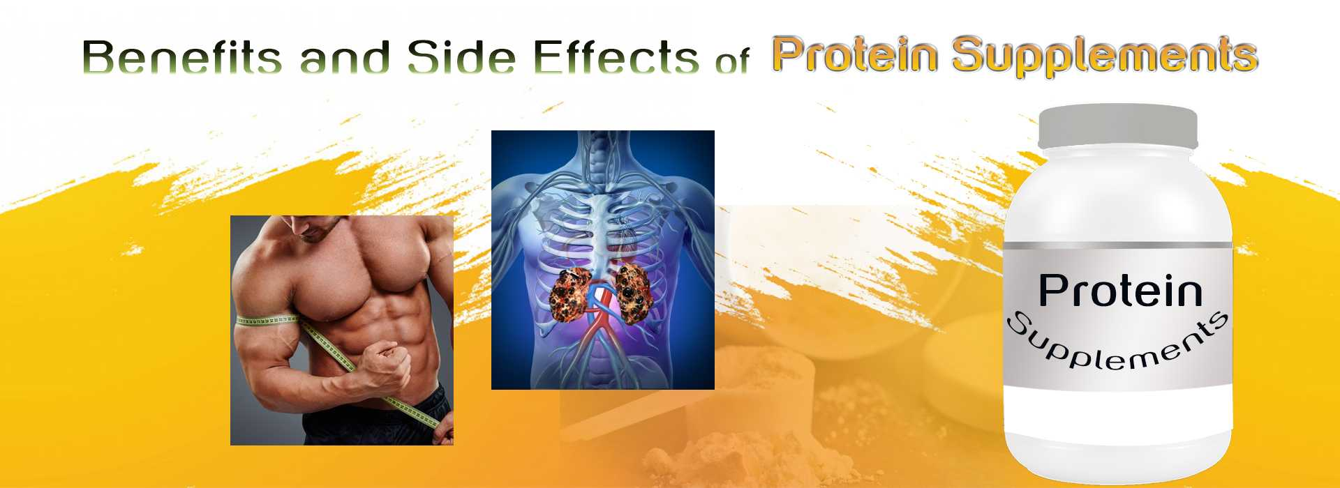 Protein supplements side effects