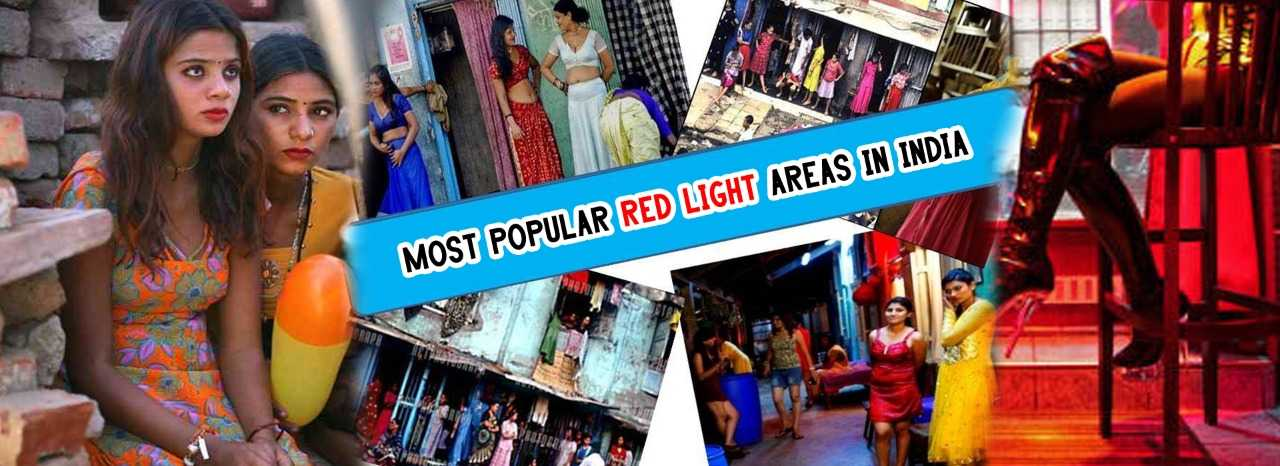 Indian red light areas