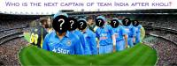 next-captain-india