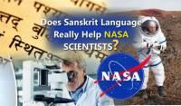 Nasa use Sanskrit