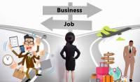 Job or business?