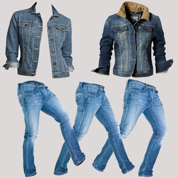 Jackets and trouser for men